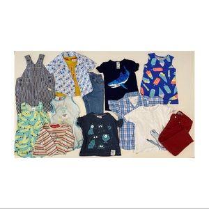 Baby/kids clothing  bundle size 0-1 Sprout Bonds